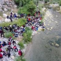 Ventimiglia, la denuncia di Oxfam:
