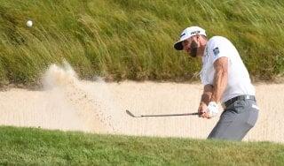 Golf, US Open: Johnson e Poulter in testa, deludono Woods e tanti big frenati dal vento