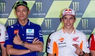 MotoGp, Catalogna: prime libere a Rossi, Dovizioso è secondo