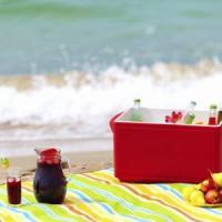Il decalogo per il picnic in spiaggia