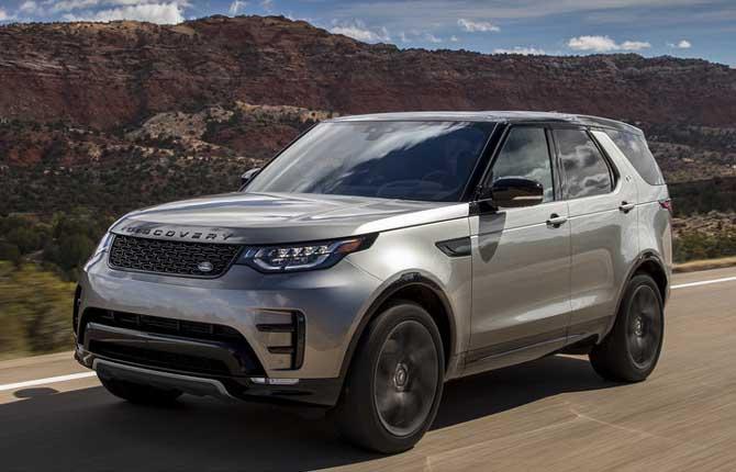 Land Rover Discovery, ancora più brio e sicurezza