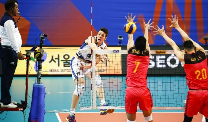 Volley, Nations League: l'Italia piega la Cina e resta in corsa per la Final Six