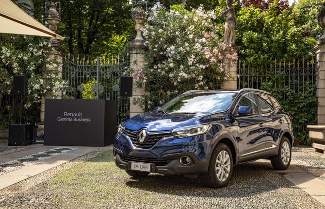 Renault, la vita è tutto un Business