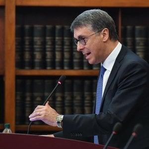 Il presidente Anac, Cantone