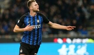 Inter, Mourinho ha messo gli occhi su Skriniar