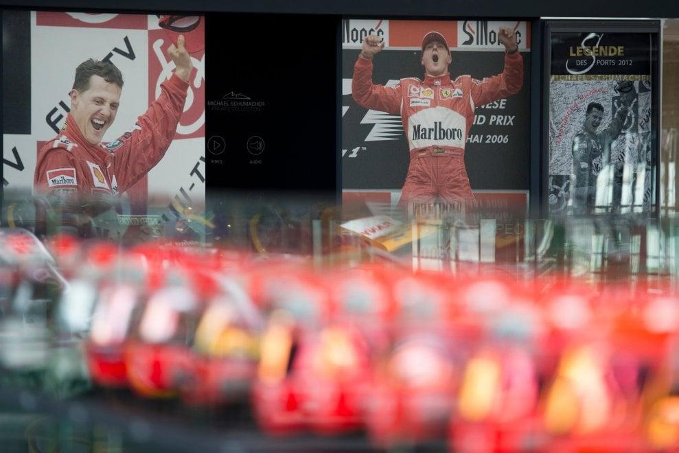 Formula Uno, a Colonia apre il museo dedicato a Schumacher