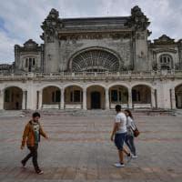 Romania. Costanza: le rovine del casinò gioiello sul Mar Nero