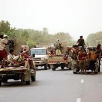 Yemen, i sauditi conquistano l'aeroporto di Hodeida