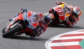 MotoGp, Catalogna: volano le Ducati, Marquez costretto alla Q1