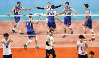 Volley, Nations League: l'Italia soffre ma batte la Corea del Sud
