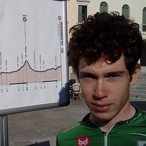 Ciclismo, Dainese si presenta: è nata una stella