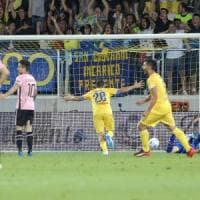 Frosinone-Palermo 2-0, i ciociari tornano in serie A