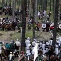 """Orchi, nani, elfi e lupi mannari contro le forze del Male: """"Lo Hobbit' nella foresta..."""
