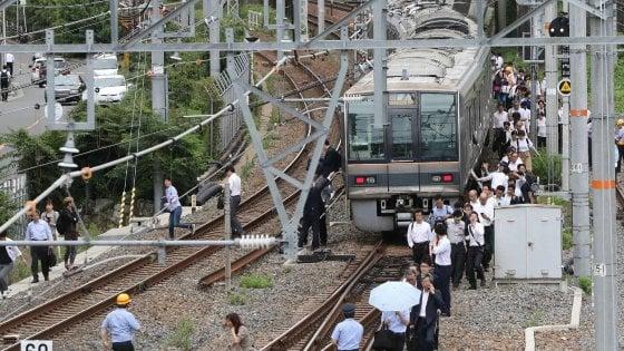 Ticinonline - Sisma ad Osaka: 3 morti e 100 feriti