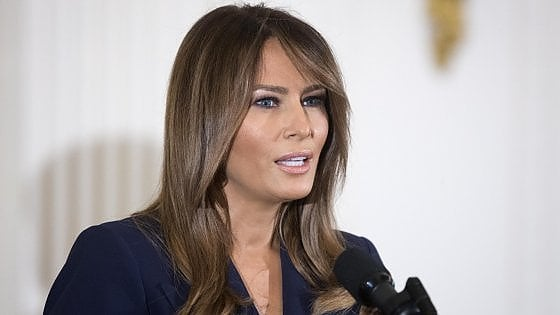 Il Messico divide Trump e Melania: la first lady attacca il marito