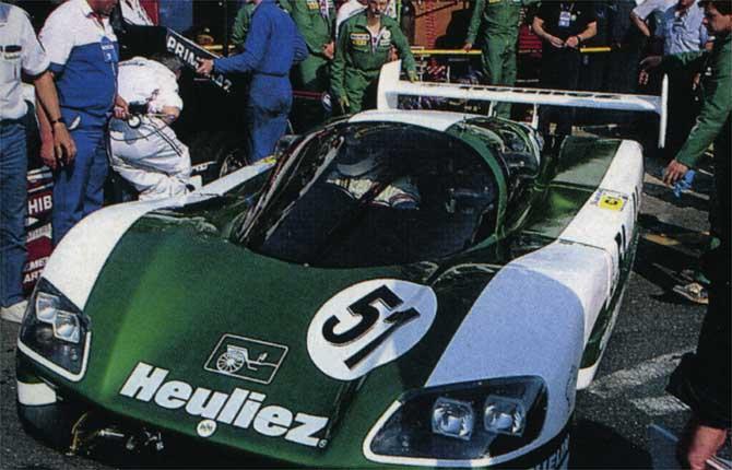 Peugeot, 1988 un anno da incorniciare