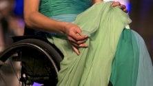 A Roma sfila l'Alta Moda: modelle con disabilità da tutto il mondo
