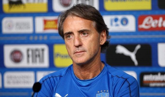 """Nazionale, Mancini pensa positivo: """"C'è il tempo per creare un'Italia competitiva"""""""