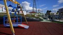 Palestrina, il nuovo parco giochi pensato anche per bimbi con disabilità
