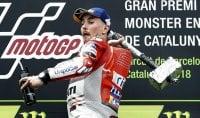 Lorenzo bis, Marquez 2° Podio Rossi, Dovizioso ko