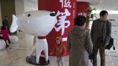E-commerce, Google investe mezzo miliardo sul rivale di Alibaba