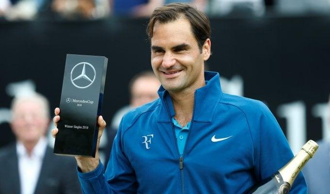 Tennis, classifiche: Federer si riprende lo scettro, Halep salda sul trono