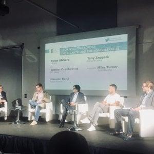 """Uno dei dibattiti a """"Tech Insights 2018"""""""