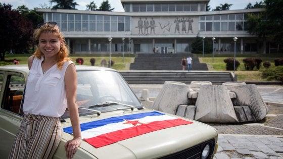 Scoprire la Belgrado di Tito da una vecchia Zastava