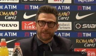 Roma, Di Francesco ha rinnovato: contratto fino al 2020