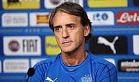 """Mancini e la nuova Italia ''Il tempo ci dà una mano"""""""