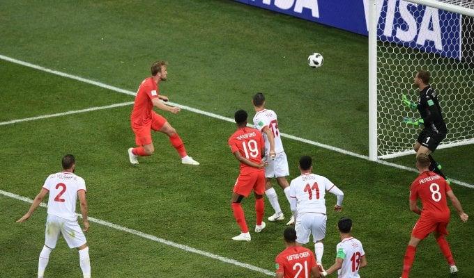 Kane al 91', l'Inghilterra batte la Tunisia 2-1