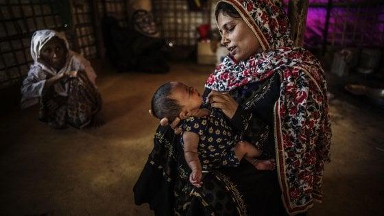 Unhcr: record rifugiati, 68,5 milioni in fuga nel 2017. L'85% si trova in Paesi poveri