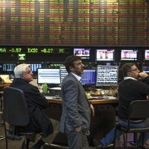 I dazi Usa affossano le Borse: perdite dall'Asia agli Usa