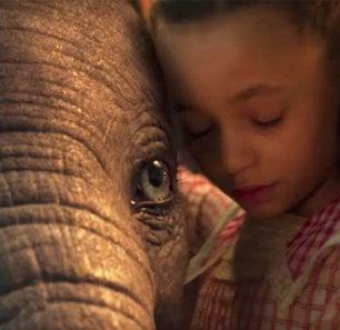 Dumbo, l'elefantino torna a volare nel live action diretto da Tim Burton