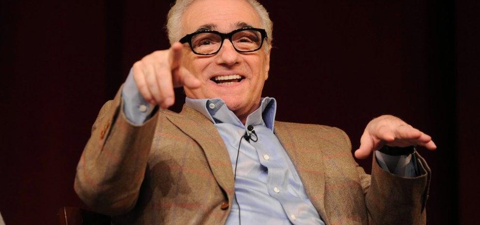 Martin Scorsese, premio alla carriera a Roma e tavola rotonda con registi italiani a Bologna