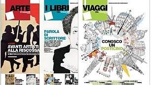 """Viaggi, libri e arte: gli Speciali del """"Venerdì"""""""