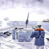 'Salvezza', Marco Rizzo e Lelio Bonaccorso raccontano il loro viaggio a bordo dell'Aquarius
