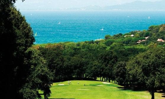 Nel nome del golf guardando la natura