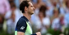 Murray, rientro con sconfitta Federer esordio ok ad Halle