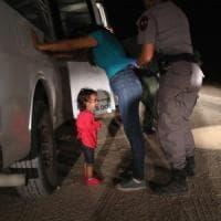Usa, lo strazio dei bimbi migranti piega i repubblicani: stop a separazioni al confine