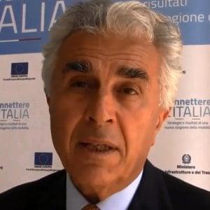 Andrea Camanzi (Autorità Trasporti)