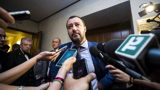 Saviano al contrattacco di Salvini:
