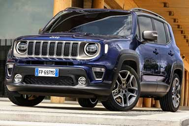 Alla Jeep Renegade il premio della giuria del Moige