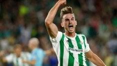 Fabian Ruiz sbarca a Napoli: ''Posso definirmi un calciatore azzurro''