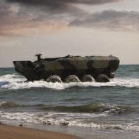 Iveco, appalto militare per il veicolo anfibio dei Marines