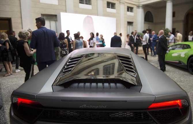 Lamborghini, il Toro addosso