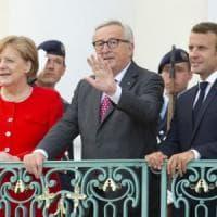 Migranti, convocato vertice europeo a otto per domenica. L'Austria vede i Paesi di...