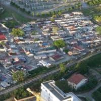 Maxioperazione nel campo rom di Lamezia, 200 carabinieri per 39 arresti