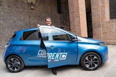 Bologna, arriva il car-sharing elettrico