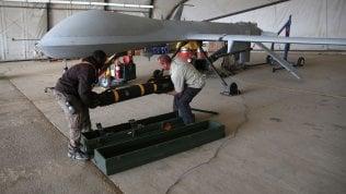 Libia, la guerra segreta dei droni Usa partiti dalla base di Sigonella